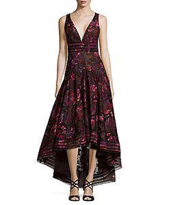 Marchesa Notte | High-Low Dress