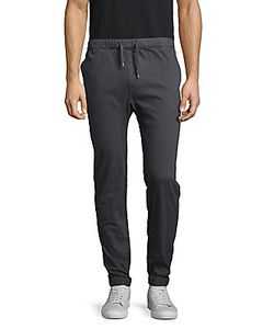 Civil Society | Drawstring-Waist Jogger Pants