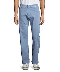 Corneliani   Five-Pocket Cotton-Blend Pants