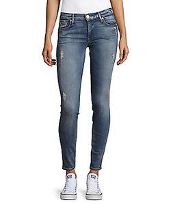 True Religion | Halle Super Skinny Jeans Washed/