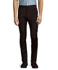 Lanvin | Solid Wool Pants