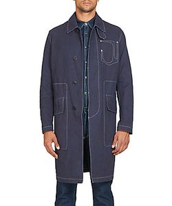 Givenchy | Stitched Cotton Car Coat