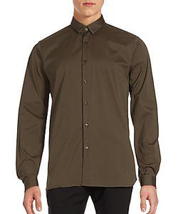 The Kooples | Stretch Cotton Shirt
