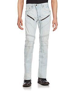 Prps | Straight-Fit Five-Pocket Pants