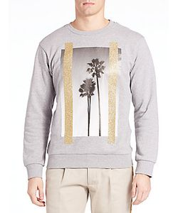 Palm Angels | Palms Crewneck Sweatshirt