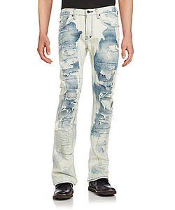 Prps | Civic Slim-Fit Mid-Rise Jeans