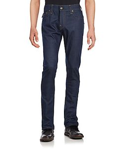 True Religion | Rocco Relaxed-Fit Cotton-Blend Pants