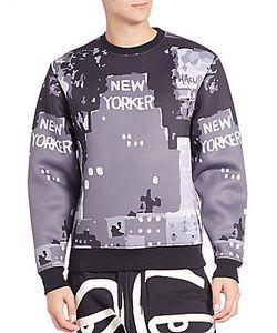 Haculla | B.I.G. City Nyc Print Sweatshirt