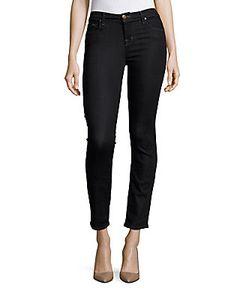 J Brand | Mid-Rise Skinny Jeans