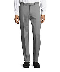 Ermenegildo Zegna | Cashco Cotton Cashmere-Blend Pants