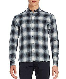 Raleigh Denim | Plaid Cotton Shirt
