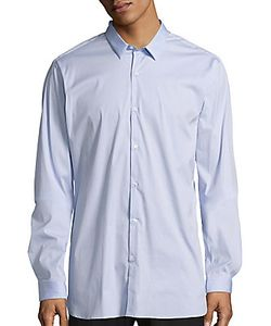 The Kooples | Fitted Cotton Sportshirt