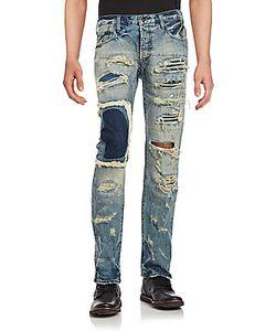 Prps | Costus Distressed Cotton Jeans