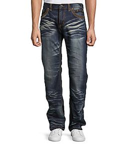 Affliction | Blake V Knoxvil Five-Pocket Jeans