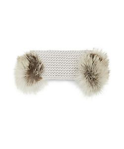 Inverni | Dyed Fox Fur Headband