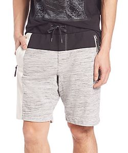 Madison Supply | Cotton Blend Drawstring Sweatshorts
