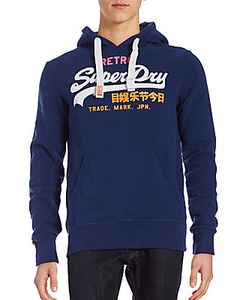 Superdry | Graphic Front Hooded Sweatshirt