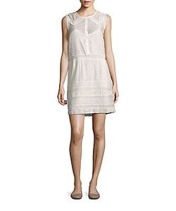 Zadig & Voltaire | Rice Deluxe Cotton-Blend Lace Dress