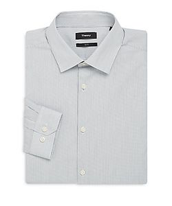 Theory | Dover Slim Fit Cotton Dress Shirt