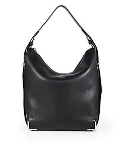 Alexander Wang | Prisma Skeletal Leather Hobo Bag
