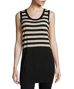 Akris | Wool Knit Scoopneck Dress
