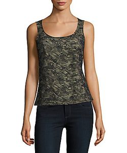 Akris | Scoopneck Sleeveless Woven Top