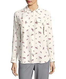 Equipment | Signature Insect-Print Shirt