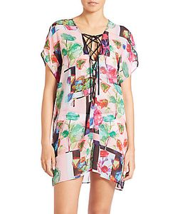 Clover Canyon | Lace-Up Coverup