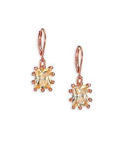 Eddie Borgo   Estate Crystal Drop Earrings