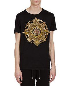 Balmain | Printed Short Sleeve T-Shirt