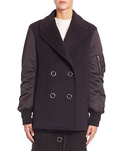 Alexander Wang | Double-Breasted Jacket