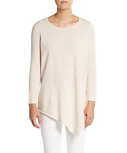 Joie | Tambrel Wool Cashmere Asymmetrical Draped Sweater