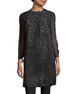 Akris | Tamy Printed Long-Sleeve Jacket