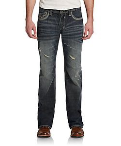 Affliction | Cooper Cutout Vault Flap Pocket Jeans