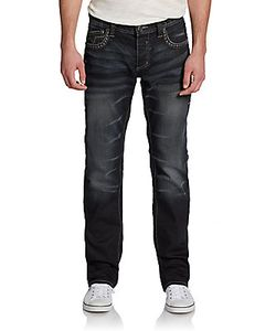Affliction   Slim-Fit Ace Mod Faded Jeans
