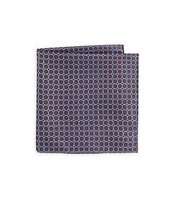 Saks Fifth Avenue | Printed Silk Pocket Square