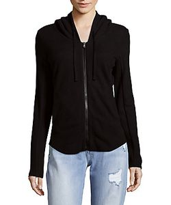 James Perse | Cotton Zipped Hoodie