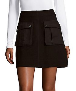 Marc Jacobs | Ponte Pocket Mini Skirt