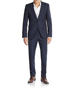 Hugo Hugo Boss | Aeron/Hamen Regular-Fit Virgin Wool Suit