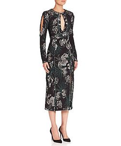 Erdem | Chrissy Jacquard Dress