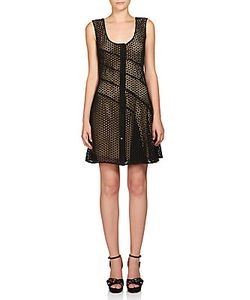 Sonia Rykiel | Guipure Lace Sleeveless Dress