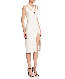 Cushnie Et Ochs | Sleeveless Sheath Dress