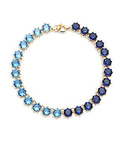 Eddie Borgo | Crystal Circle Estate Necklace