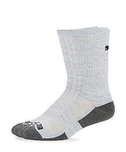 Puma | Six-Pack Cotton-Blend Crew Socks