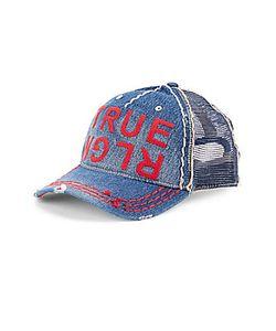 True Religion | Logo Baseball Cap