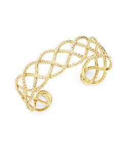 John Hardy | 18k Cuff Bracelet