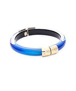 Alexis Bittar | Lucite 10k Hinged Bracelet