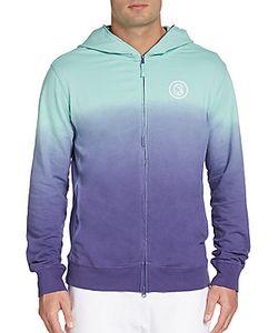 Billionaire Boys Club | Ombre Zip-Front Hooded Sweatshirt