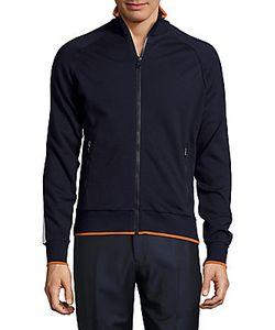Ralph Lauren | High-Neck Cotton Jacket