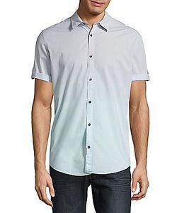 Calvin Klein | Ombre Cotton Shirt
